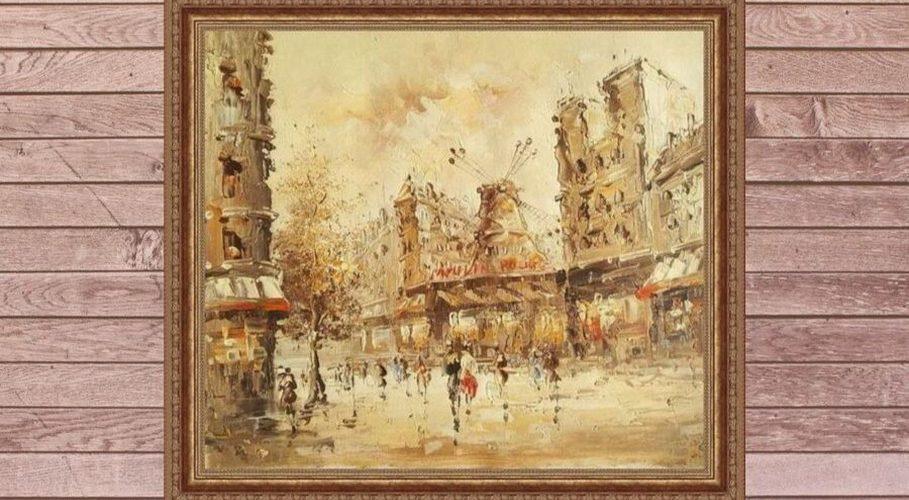 Кабаре в Париже