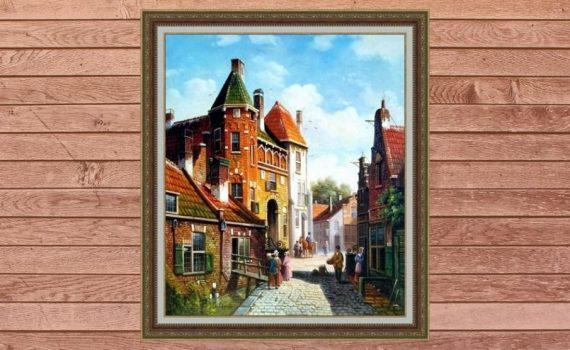 Старинная улица