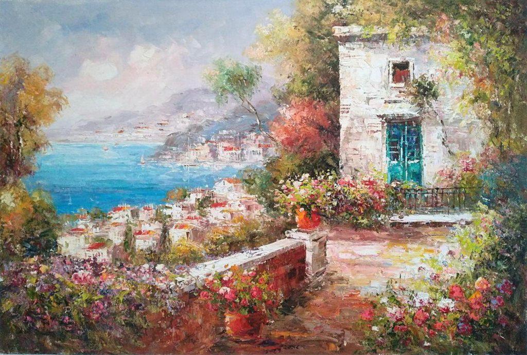 Итальянское побережье