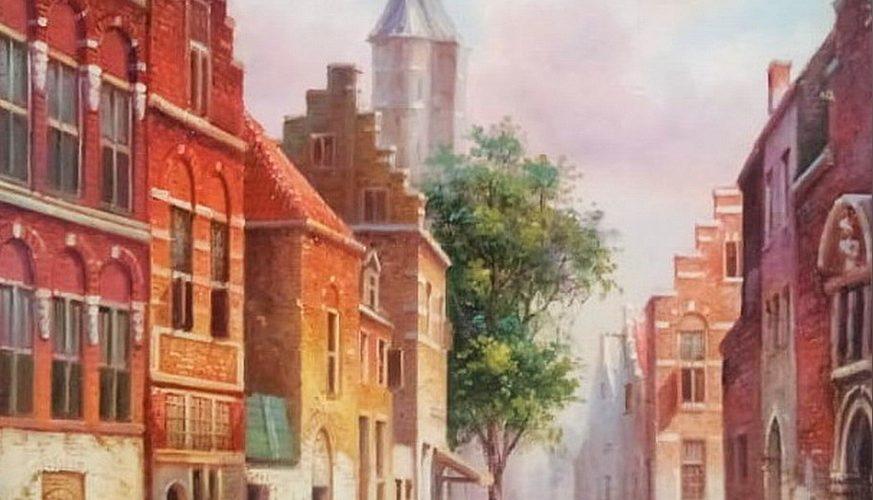 Голландский городок